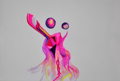 Pink Behemoth - Marker